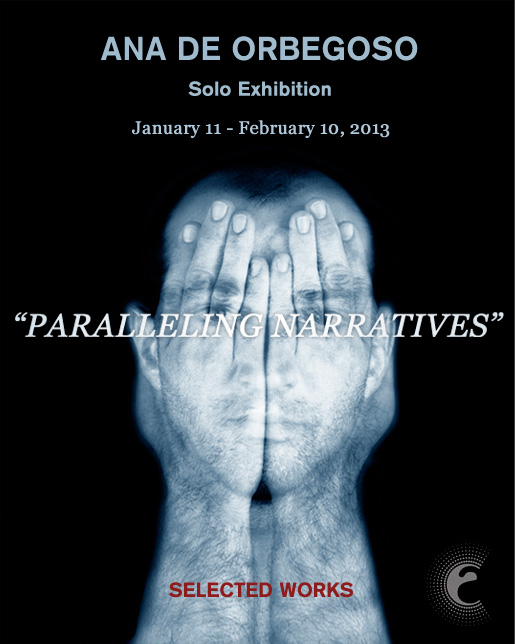 Paralleling Narratives - Solo Exhibition
